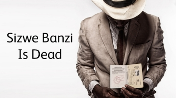Photo: www.theatreroyal.com enactment of Sizwe Bansi is Dead