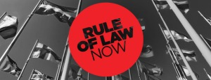 Lexis Nexis Project Rule of Law Banner.