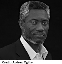 Author of 'Diaries of a Dead African' Chuma Nwokolo.