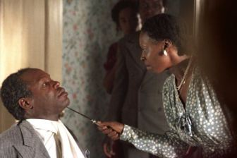 Scenes from the Movie The color purple