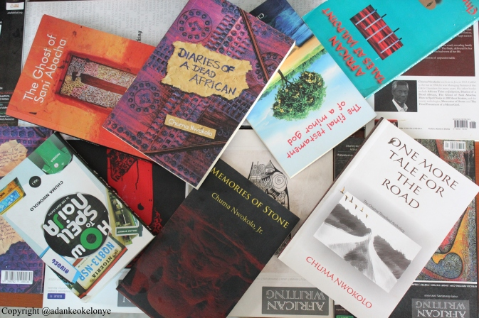 Collection of Chuma Nwokolo's Books 2